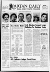 Spartan Daily, April 30, 1969 by San Jose State University, School of Journalism and Mass Communications