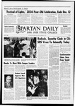 Spartan Daily, December 5, 1969 by San Jose State University, School of Journalism and Mass Communications