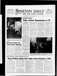 Spartan Daily, December 8, 1969 by San Jose State University, School of Journalism and Mass Communications