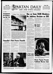 Spartan Daily, December 9, 1969 by San Jose State University, School of Journalism and Mass Communications