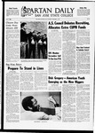 Spartan Daily, December 11, 1969 by San Jose State University, School of Journalism and Mass Communications