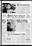 Spartan Daily, December 17, 1969 by San Jose State University, School of Journalism and Mass Communications
