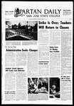 Spartan Daily, February 17, 1969 by San Jose State University, School of Journalism and Mass Communications