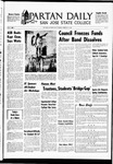 Spartan Daily, February 27, 1969 by San Jose State University, School of Journalism and Mass Communications
