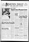 Spartan Daily, February 28, 1969 by San Jose State University, School of Journalism and Mass Communications