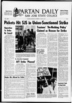 Spartan Daily, January 8, 1969 by San Jose State University, School of Journalism and Mass Communications