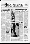Spartan Daily, January 13, 1969 by San Jose State University, School of Journalism and Mass Communications