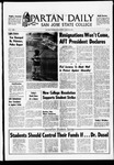 Spartan Daily, January 14, 1969 by San Jose State University, School of Journalism and Mass Communications