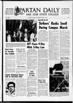 Spartan Daily, January 15, 1969 by San Jose State University, School of Journalism and Mass Communications