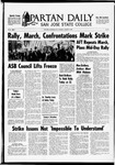 Spartan Daily, January 16, 1969 by San Jose State University, School of Journalism and Mass Communications