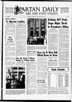 Spartan Daily, January 21, 1969 by San Jose State University, School of Journalism and Mass Communications