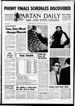 Spartan Daily, January 22, 1969 by San Jose State University, School of Journalism and Mass Communications
