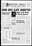 Spartan Daily, June 5, 1969 by San Jose State University, School of Journalism and Mass Communications
