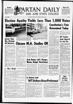 Spartan Daily, March 6, 1969 by San Jose State University, School of Journalism and Mass Communications