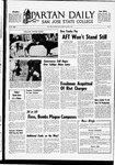 Spartan Daily, March 7, 1969 by San Jose State University, School of Journalism and Mass Communications