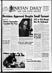 Spartan Daily, March 10, 1969 by San Jose State University, School of Journalism and Mass Communications