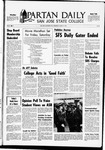 Spartan Daily, March 12, 1969 by San Jose State University, School of Journalism and Mass Communications