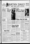 Spartan Daily, March 17, 1969 by San Jose State University, School of Journalism and Mass Communications