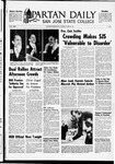 Spartan Daily, March 20, 1969 by San Jose State University, School of Journalism and Mass Communications