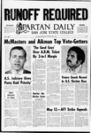 Spartan Daily, May 1, 1969 by San Jose State University, School of Journalism and Mass Communications