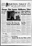 Spartan Daily, May 2, 1969 by San Jose State University, School of Journalism and Mass Communications