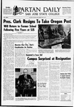 Spartan Daily, May 5, 1969 by San Jose State University, School of Journalism and Mass Communications