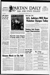Spartan Daily, May 7, 1969 by San Jose State University, School of Journalism and Mass Communications