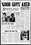 Spartan Daily, May 12, 1969