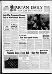 Spartan Daily, May 13, 1969 by San Jose State University, School of Journalism and Mass Communications