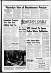 Spartan Daily, May 14, 1969 by San Jose State University, School of Journalism and Mass Communications