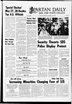 Spartan Daily, May 15, 1969