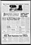 Spartan Daily, May 16, 1969