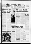 Spartan Daily, May 21, 1969 by San Jose State University, School of Journalism and Mass Communications