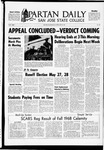 Spartan Daily, May 23, 1969 by San Jose State University, School of Journalism and Mass Communications