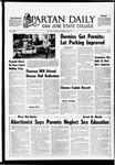 Spartan Daily, May 26, 1969