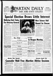 Spartan Daily, May 28, 1969 by San Jose State University, School of Journalism and Mass Communications