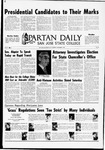 Spartan Daily, November 3, 1969