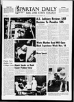 Spartan Daily, November 4, 1969 by San Jose State University, School of Journalism and Mass Communications