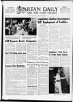 Spartan Daily, November 5, 1969 by San Jose State University, School of Journalism and Mass Communications