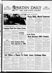 Spartan Daily, November 7, 1969 by San Jose State University, School of Journalism and Mass Communications
