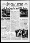 Spartan Daily, November 12, 1969 by San Jose State University, School of Journalism and Mass Communications