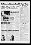 Spartan Daily, November 14, 1969 by San Jose State University, School of Journalism and Mass Communications