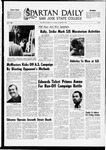 Spartan Daily, November 17, 1969 by San Jose State University, School of Journalism and Mass Communications