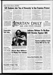 Spartan Daily, November 18, 1969 by San Jose State University, School of Journalism and Mass Communications