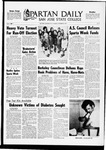 Spartan Daily, November 20, 1969 by San Jose State University, School of Journalism and Mass Communications