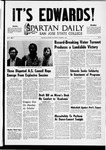 Spartan Daily, November 21, 1969 by San Jose State University, School of Journalism and Mass Communications