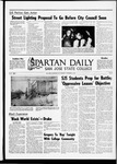 Spartan Daily, November 24, 1969 by San Jose State University, School of Journalism and Mass Communications