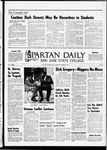 Spartan Daily, November 25, 1969 by San Jose State University, School of Journalism and Mass Communications