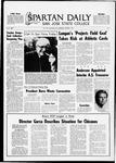 Spartan Daily, October 1, 1969