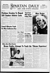 Spartan Daily, October 2, 1969 by San Jose State University, School of Journalism and Mass Communications